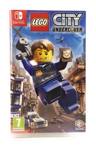 Nintendo Switch LEGO CITY Undercover Videogame Videospiel Spiel Chase McCain