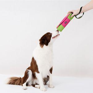 Futterbeutel Hunde Leckerlibeutel Leckerlie Tasche Trainingsdummy für Trockenfutter & Nassfutter
