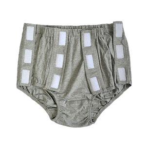 Reine Baumwollunterwäsche  Inkontinenzhose Atmungsaktiv Für Frauen Mit Größe L.