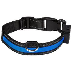Eyenimal Usb-Light Halsband, Klein, Blau
