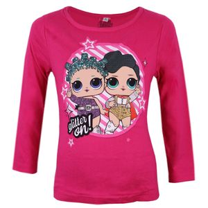 LOL Surprise Kinder langarm T-Shirt Baumwolle Größe 152