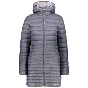 Cmp Woman Parka Zip Hood Antracite / Grey XL
