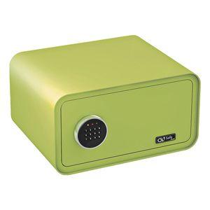 Olympia Go Safe 200 Tresor Design Safe, Zahlencode, Farbe: Apfelgrün