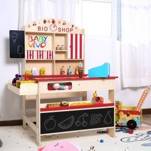 Baby Vivo Kaufladen mit Eisfach - FINN