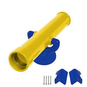 WICKEY Spielturm Zubehör Teleskop für Spielhaus, Klettergerüst oder Stelzenhaus