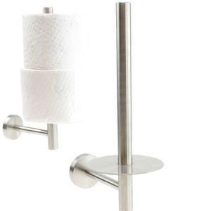 WC Ersatzrollenhalter Toilettenpapierhalter Rollenhalter Wandmontage Bad Zubehör