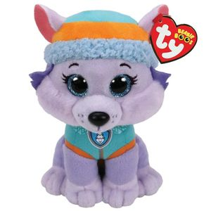 Ty Beanie Boos - Everest The 6  Nickelodeon Paw Patrol Dog - 1 Figur, sortiert