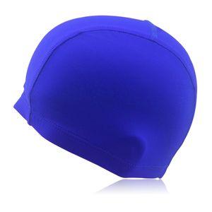 Stoffbadekappe »Guppy« Unisex aus langlebigem Produktgütes-Guppystoff, sehr elastisch, passt sich jeder Kopfform perfekt an navyblau