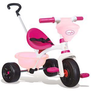 Smoby Dreirad Corole Be Fun Rosa