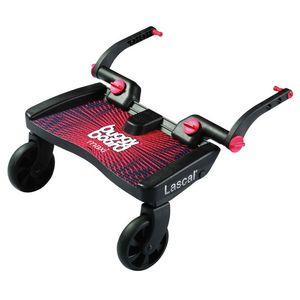 NORDIDEEN BuggyBoard Maxi rot für Kinderwagen Buggy