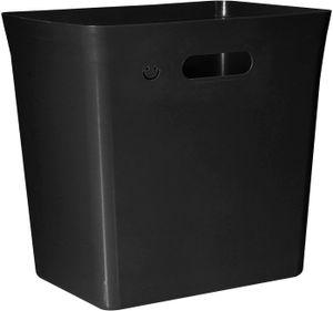plast team Abfallbehälter AVEDORE 20 Liter schwarz