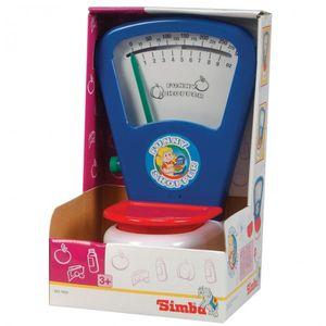 SIMBA Junior Waage mechanisch 25 cm (H) Kaufmannsladen Zubehör Kaufladen Kinderwaage