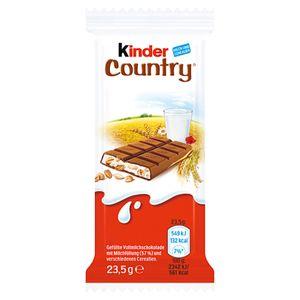 Ferrero Kinder Country Cerealien Schokoriegel 40 Stück