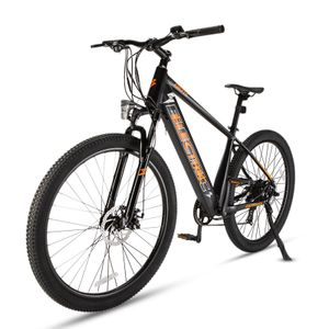 27,5 Zoll FAFREES Elektrisches Fahrrad Electric Bike E-Bike Faltrad E-Bike Citybike Elektrofahrrad mit 36V LED Leucht Scheinwerfer 25KM/H 250W 10Ah