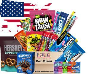 XXL Set Amerikanische Süßigkeiten 21 teilig
