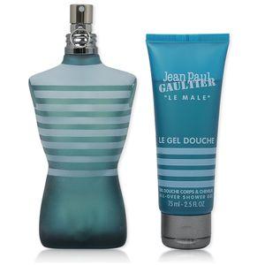 Jean Paul Gaultier Le Male Eau De Toilette 75 ml + Duschgel 75 ml
