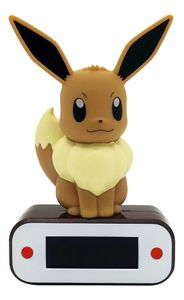 Bigben - Pokémon - Digitaler Radiowecker Evolie [Led-Lampe]