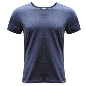 "Yoga-T-Shirt ""eli"" - nightblue melange XL"
