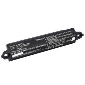 Akku kompatibel mit Bose 330105, 330107 - Li-Ion 3400mAh - für Soundlink, Soundlink 2, Soundlink 3, SoundTouch 20