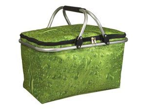 Alu-Kühlkorb Cooling Box (Grün)