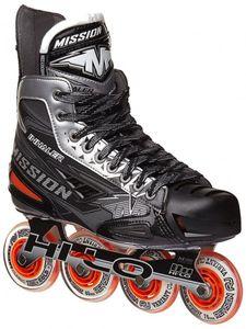 Mission Inhaler NLS3 Roller Hockey Skates Sr., Größe:10 = 45.5, Weite :EE