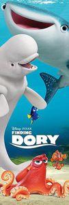 Finding Dory Poster Charaktere - Langbahnposter