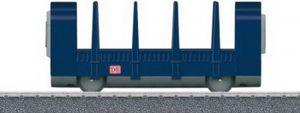 Mein Weltpfahlwagen 11,2 cm blau (44104)