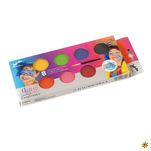 Jofrika Aqua Creative Set mit 8 versch. Farben