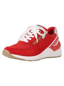 Marco Tozzi Damen Sneaker orange 2-2-23739-34 F-Weite Größe: 39 EU
