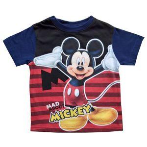 Disney Mickey Jungen Tshirt, blau, Gr. 92-116 Größe - 110