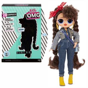 MGA Entertainment L.O.L. Surprise O.M.G. Puppe Busy B.B.