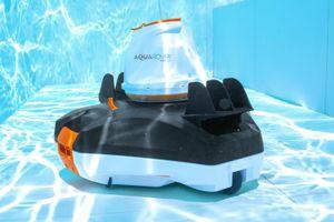 Bestway 58622 automatischer drahtloser Roboter-Poolreiniger AquaRover FlowclearModelle: AQUAROVER, Kapazität: 4,260 L/hr