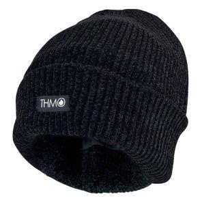 THMO - Damen Winter Warm Strick Mütze Beanie mit Thinsulate 3M 40 Gram Gefüttert