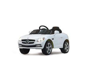 Ride-on Mercedes-Benz SLK weiss 27MHz 6V