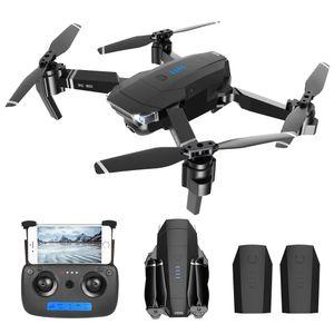 SG901 4K Drohne mit Kamera Optische Durchflusspositionierung MV-Schnittstelle Follow Me Geste Fotos Video RC Quadcopter 2 Batterien