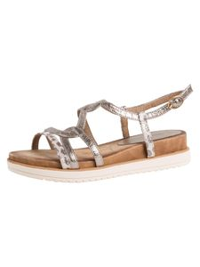 Tamaris Damen Sandalette braun 1-1-28200-24 normal Größe: 40 EU