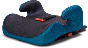 Osann Kindersitzerhöhung Hula Isofix Gruppe 3 (22-36 kg) Sitzerhöhung - Blue Melange