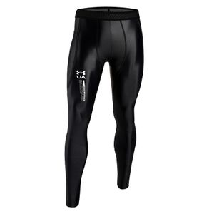 Under Armour HeatGear Iso-Chill Performance Compression Tight - Gr. XXL