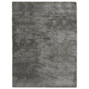 Hochflor-Teppich Teppich Hochflor Berberteppich - Kurzflorteppiche Wohnzimmerteppich 160 x 230 cm Anthrazit - direkt vom Hersteller HOM855446