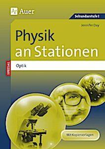 Physik an Stationen Spezial Optik