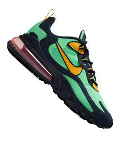 Nike Air Max 270 React - electro green/yellow ochre-obsidian, Größe:11.5