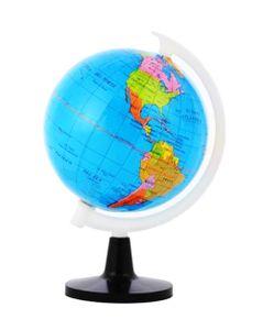 GLOBUS Ø10cm Erdglobus Earthglobe Weltkugel Globe Kinderglobus (10 cm)