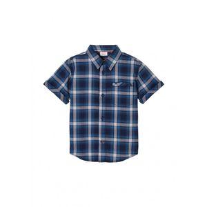 s. O. Kids M. Boy ne Kn-Hemd, Farbe:dark blue, Größe:128/13