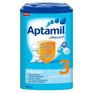 Aptamil mit Pronutra Folgemilch 3, Pulver, 800 g