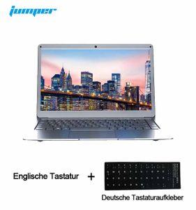 Jumper EZbook X3 4 GB 64 GB Win10-Laptop 13,3 Zoll 1920 * 1080 IPS-Bildschirm Intel N3350-Laptop 2,4 G / 5 G WiFi mit Office 365