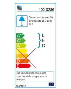 Madera Wohnzimmer Komplettset, fertig montiert, Kernbuche MDF, LED-Beleuchtung:mit LED-Beleuchtung