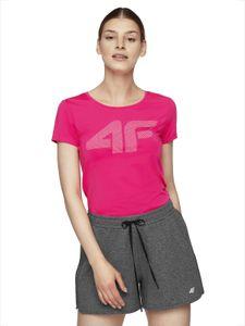 4F Damen Funktions-T-Shirt Theresa Pink : XL Größe: XL
