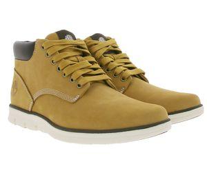 Timberland Bradstreet Chukka Sneaker-Boots modische Damen Mid Top Schuhe Hellbraun, Größe:40
