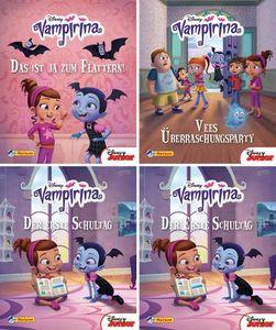 Disney Vampirina. Nr.1-4