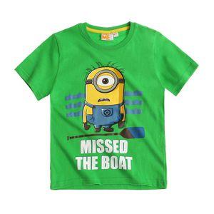 Minions T-Shirt grün(116) (152|grün)